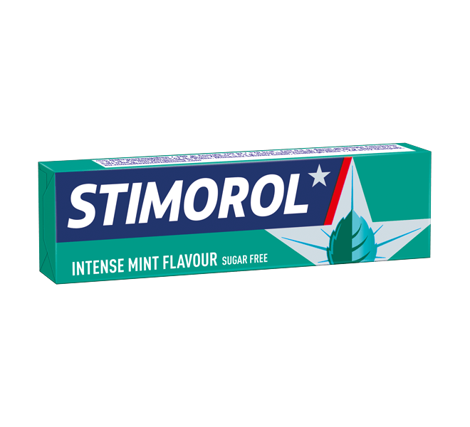 stimorol intense mint